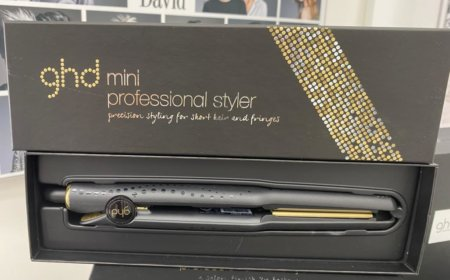 GHD MINI PROFESSIONAL STYLER
